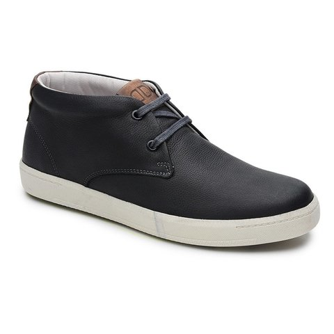 Bota Democrata Denim Snap Preto 136102-001-43