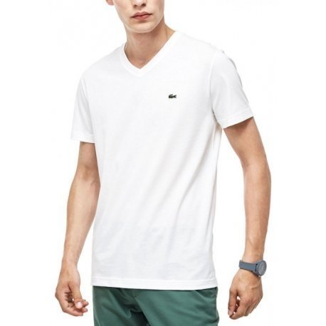 camiseta Lacoste Regular Fit  TH6710 21 001