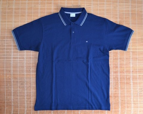 Camisa Polo Lisa Básica Highstil Confort