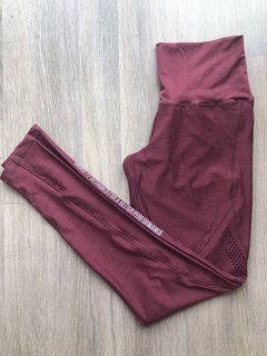 LEGGINNG ANATOMIC - BORDO
