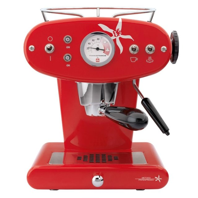CAFETERA HOME FRANCIS FRANCIS X1 - ROJA