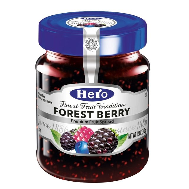 FOREST FRUITS - FRUTOS DEL BOSQUE CLASSIC 340 GRS