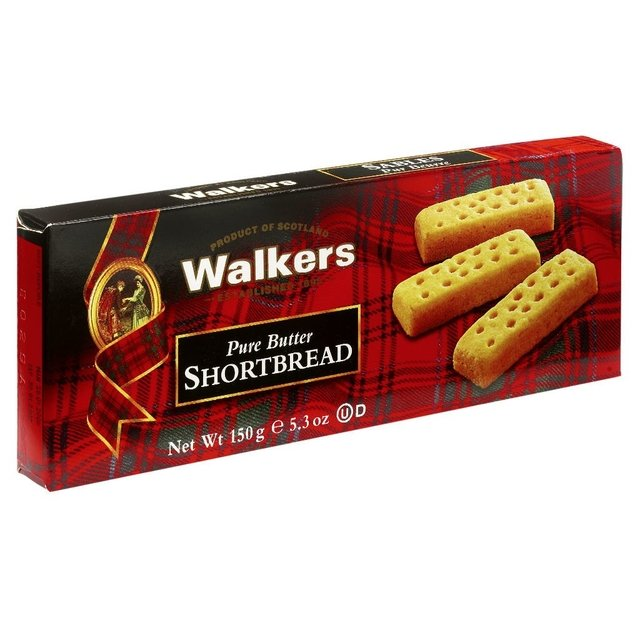 FINGERS SHORTBREAD 150 GRS