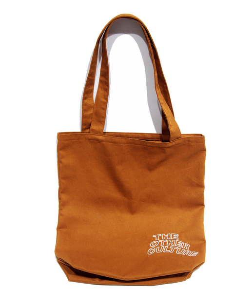 Other Culture - Tote Bag Earth Marrom