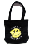 Other Culture Tote Bag Smile Preta - comprar online