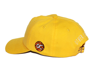 Other Culture - Boné Dad Hat Spinning Amarelo - comprar online