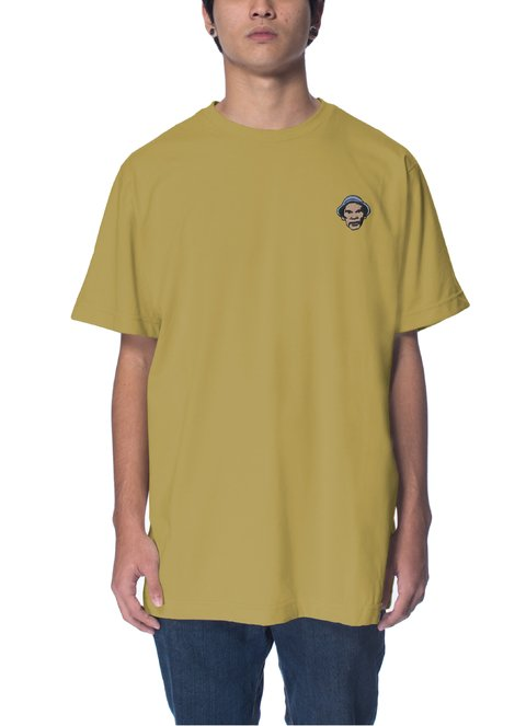 Other Culture Camiseta Caqui - MADRUGA Khaki