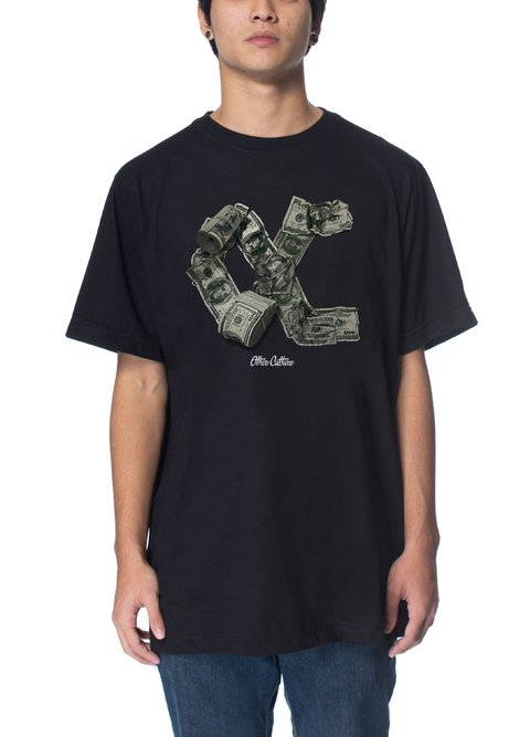 Other Culture Camiseta -  Money Cake Black