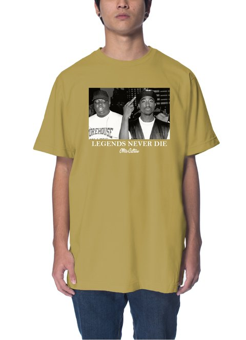 Other Culture Camiseta - Legends Khaki