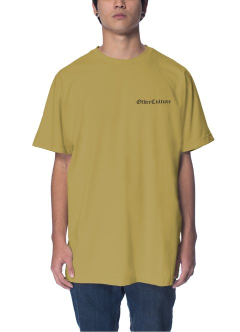 Other Culture Camiseta - Gotic Khaki