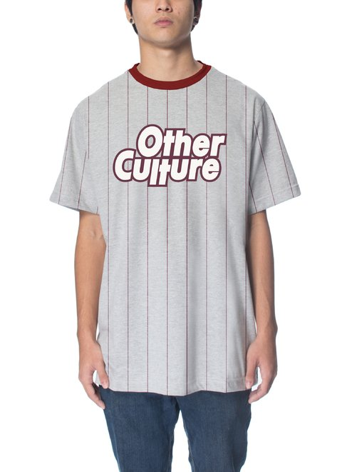 Camiseta Other Culture - Strip Wine