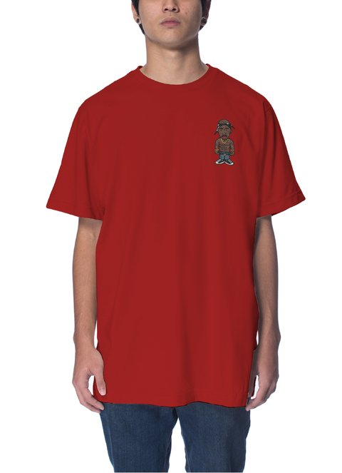 Other Culture Camiseta vermelha - PAC Red