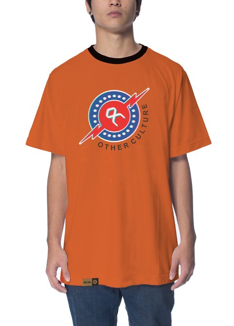 Other Culture Camiseta -  Space Orange
