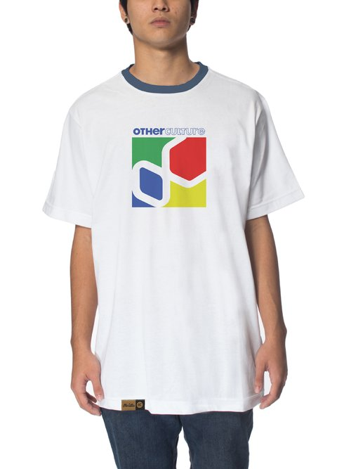Other Culture Camiseta -  Brick White