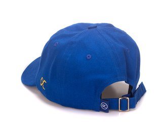 Other Culture bone aba curva Azul Dad Hat - Signature Brand Royal - comprar online