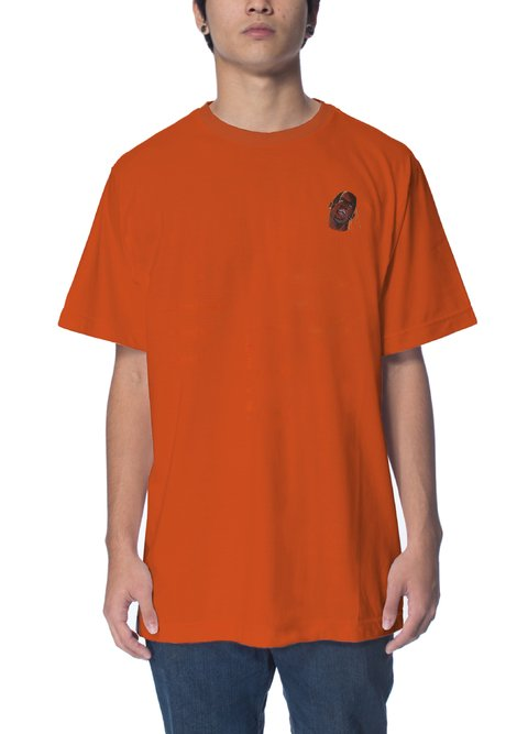 Other Culture Camiseta -  Travis Orange