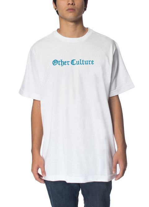 Other Culture Camiseta -  Gothic White