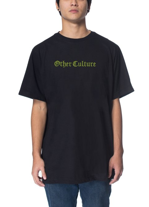 Other Culture Camiseta -  Gothic Black