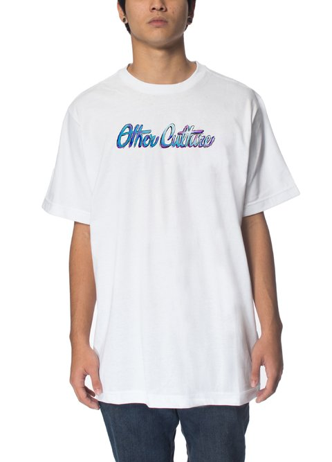 Other Culture Camiseta -  Handmade White