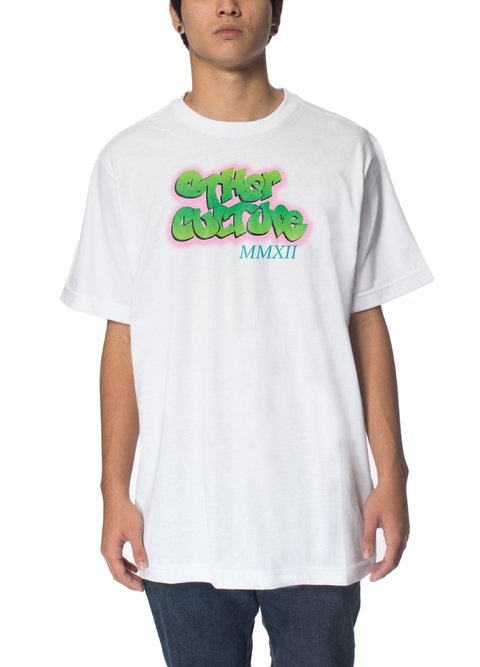 Other Culture Camiseta -  Bel Air White
