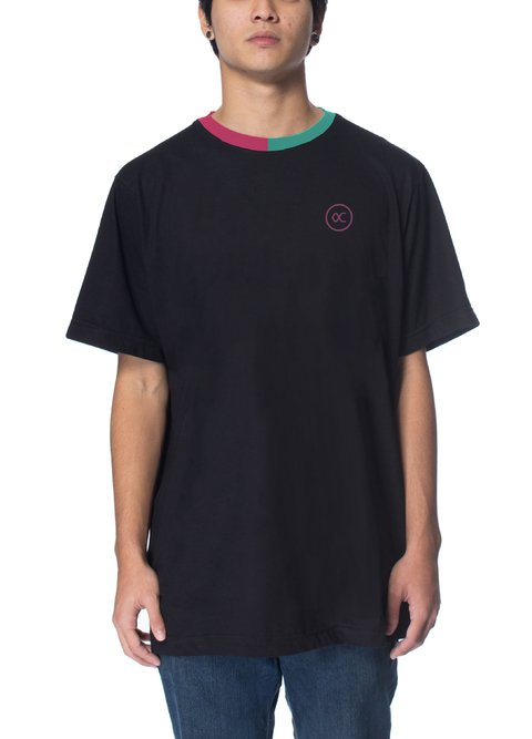 Other Culture Camiseta -  Circle Black