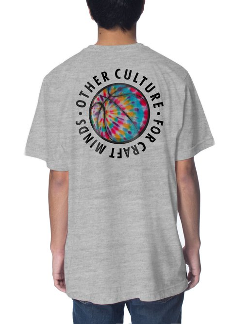 Other Culture Camiseta -  Basketball Grey