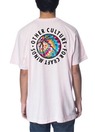 Other Culture Camiseta -  Basketball Pink