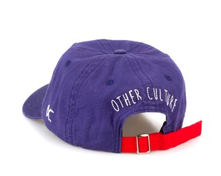 Other Culture bone aba curva lilas Dad Hat - Pac Spit Purple - comprar online