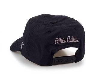 Other Culture bone aba curva preto Snapback - Beal air Black - comprar online