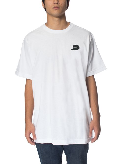Other Culture camiseta - Compton Cap White