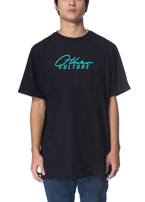 Other Culture camiseta - Signature Black