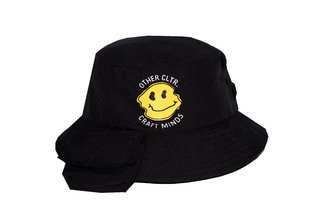 Other Culture - Bucket Smile Preto - comprar online