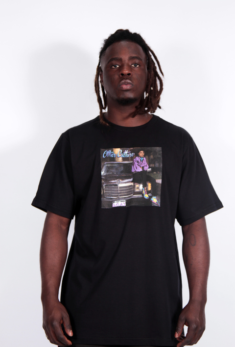 Other Culture Camiseta - King Preto
