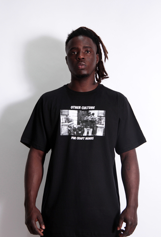 Other Culture Camiseta - Big Gang Black