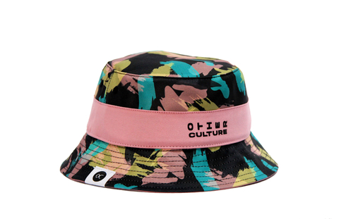 Other Culture - Bucket Brush Camo Strip Rosa
