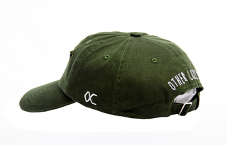 Other Culture Dad Cap Plants and Toys Verde - comprar online