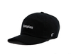 Other Culture boné aba curva preto Dad Hat -  Little Compton Preto