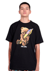 Other Culture - Camiseta Teddy Bear Preta