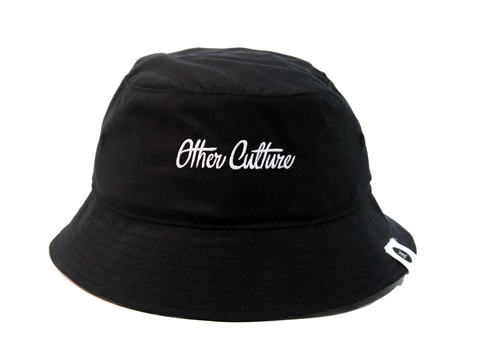 Other Culture Bucket Signature Paiting Preto