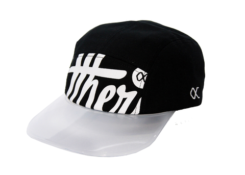 Other Culture Five Panel Bigger Logo Preto