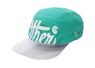 Other Culture Five Panel Bigger Logo Tiffany