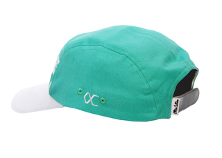 Other Culture Five Panel Bigger Logo Tiffany - comprar online