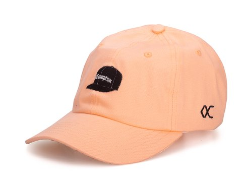 Other Culture bone Dad Hat aba curva - Compton Cap Peach
