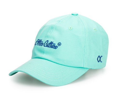 Other Culture bone Dad Hat aba curva - Signature Tiffany