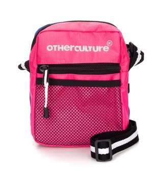 Other Culture Square Bag - Double pink