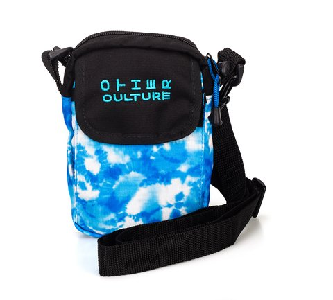 Other Culture Mini Bag - Tie Dye Blue