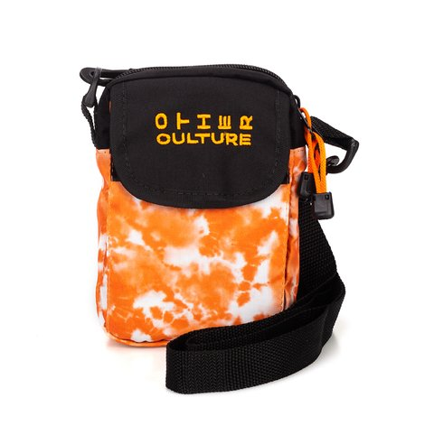 Other Culture Mini Bag - Tie Dye Orange
