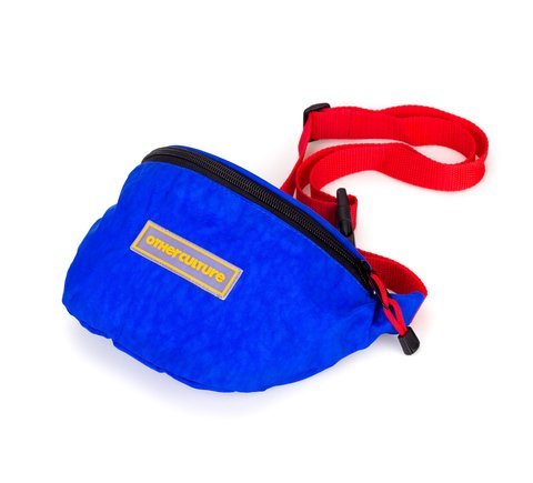 Other Culture Pochete - Money Bag Prime Blue