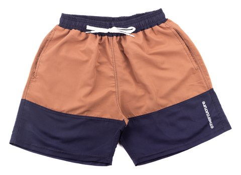 Other Culture Shorts - Runner Colored Navy