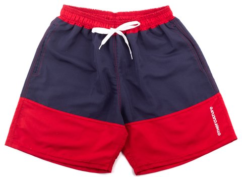 Other Culture Shorts - Runner Colored Red